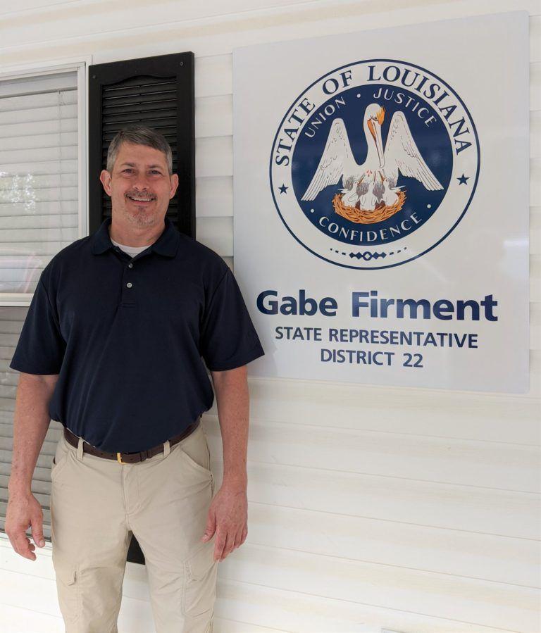 Banner for Gabe Firment