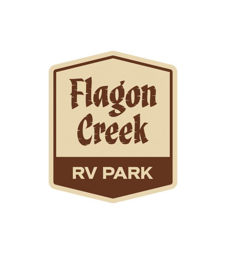 Flagon Creek RV Park Logo